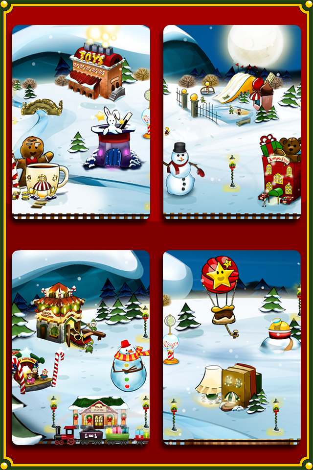 Screenshot Santa's Village