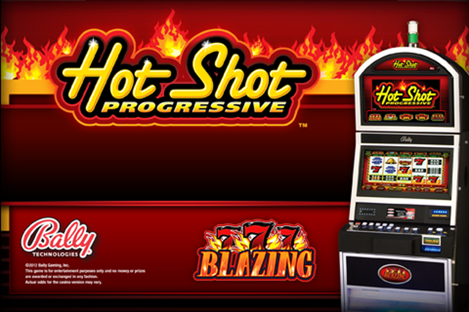 Hot Spin Slot Machine - Play Free Bally Slot Games